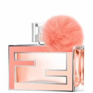 Fendi Fan di Fendi Fur Blossom Limited Edtition