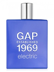 Gap Gap Established 1969 Electric