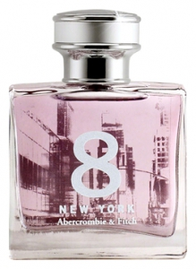 Abercrombie & Fitch Perfume 8 New York