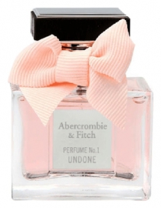 Abercrombie & Fitch Perfume No.1 Undone