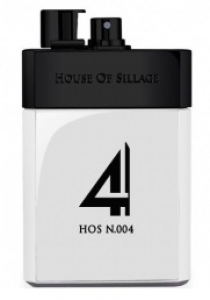 House Of Sillage HoS N.004